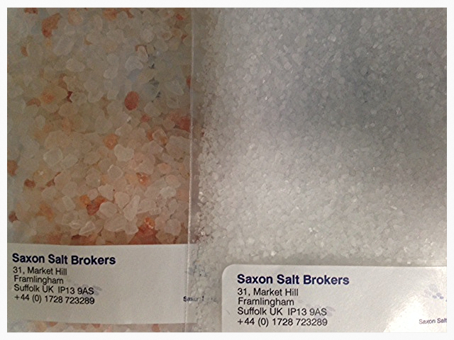 Saxon Salt Brokers: Specials